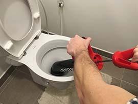 débouchage wc pas cher
