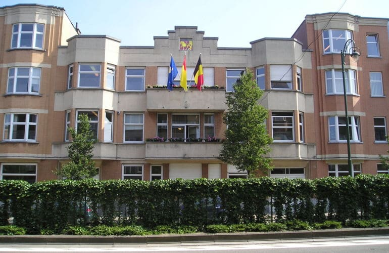 Commune Ganshoren 1083 Belgique