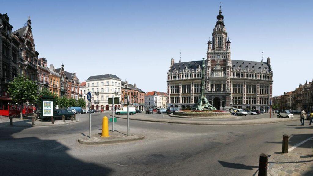 Commune Schaerbeek 1030 Belgique