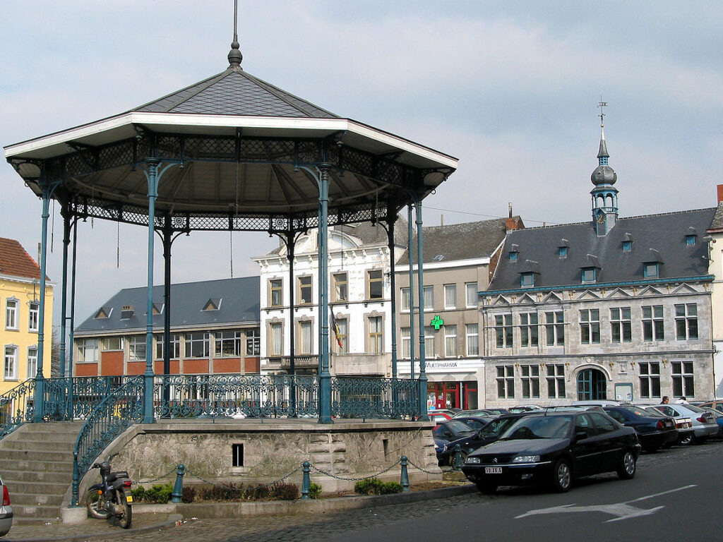 Commune Braine le Comte 7090 Belgique