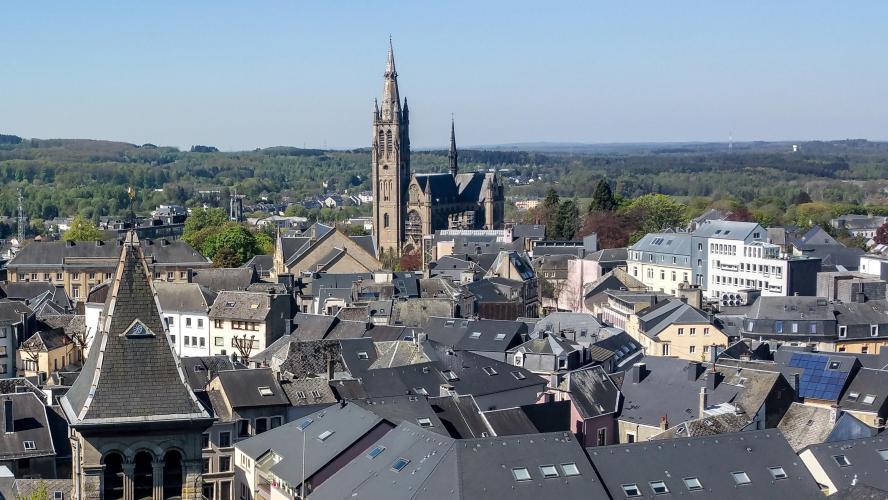 Commune Arlon 6700 Belgique