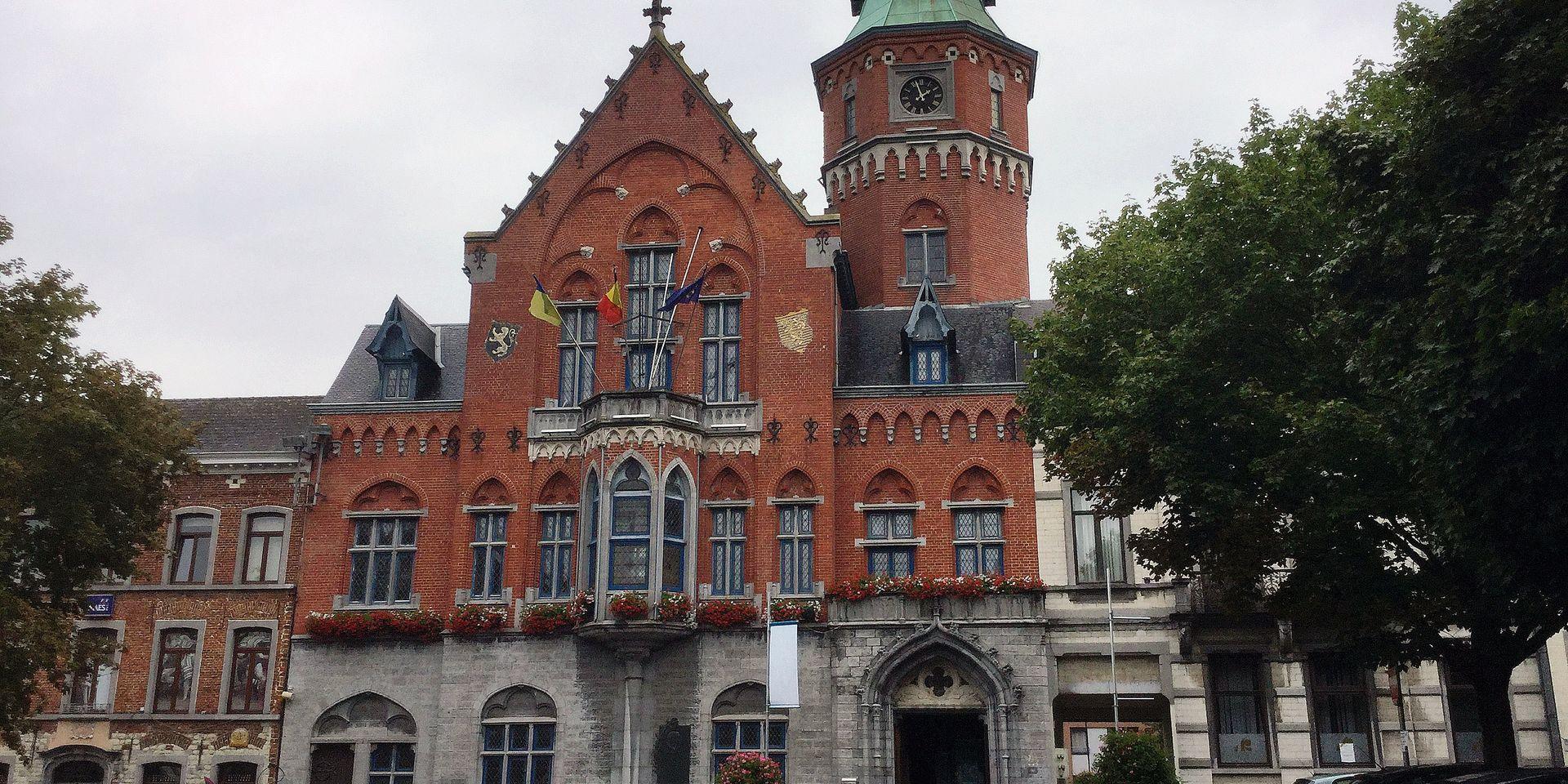 Commune Braine l'Alleud 1420 Belgique