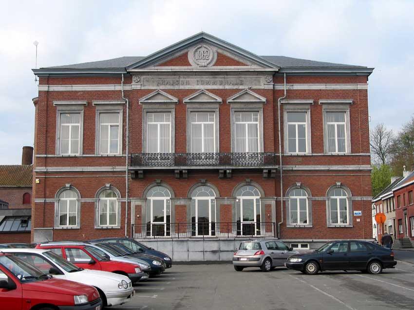 Commune Colfontaine 7340 Belgique