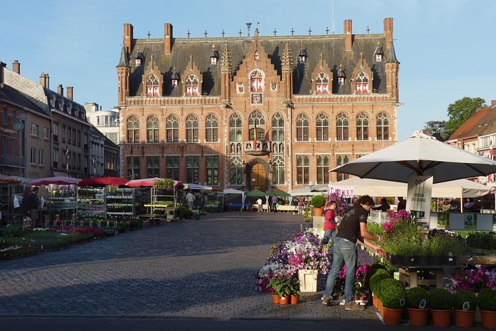 Ville de Mouscron 7700 Belgique