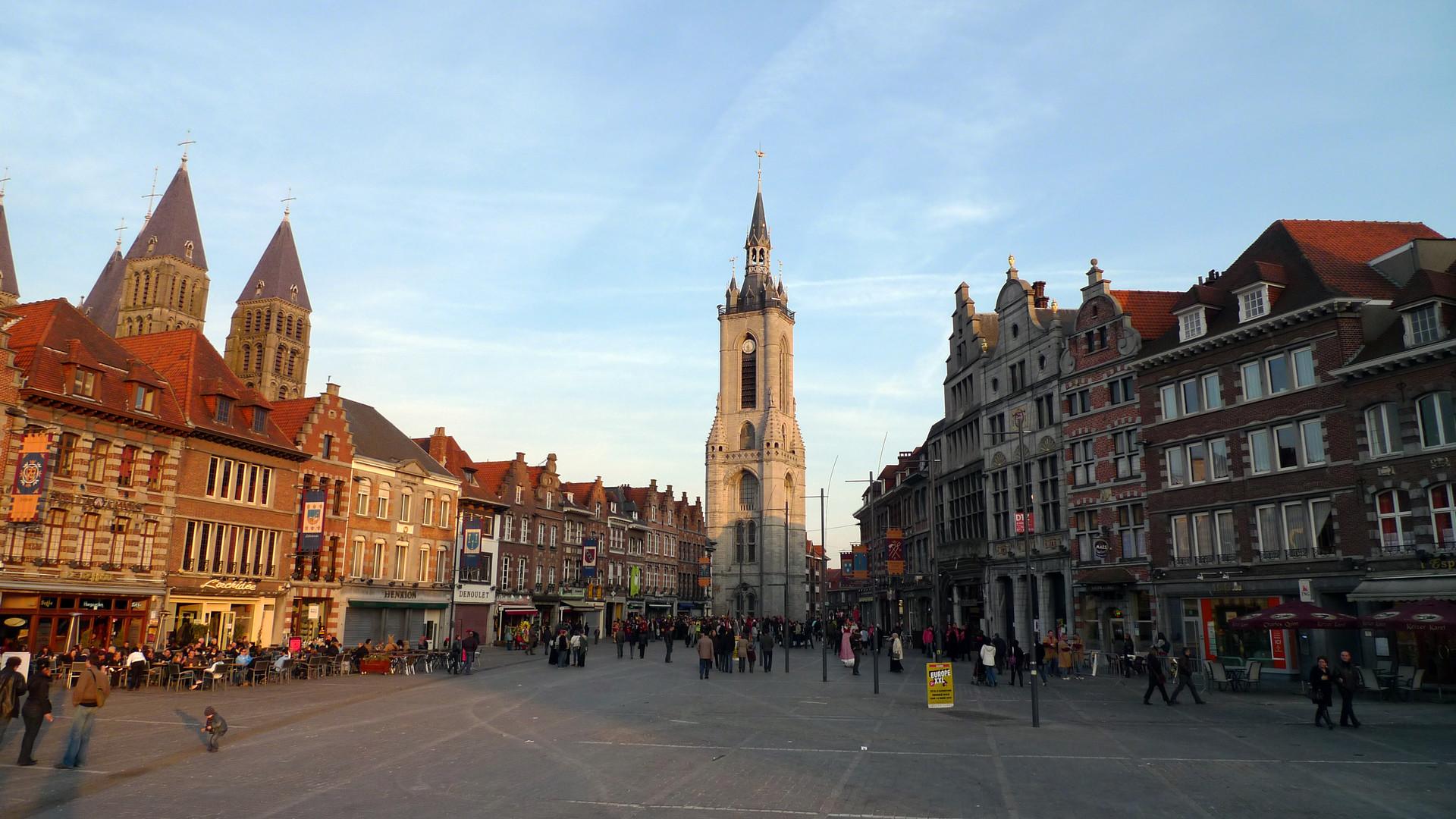 Ville de Tournai 7500 Belgique